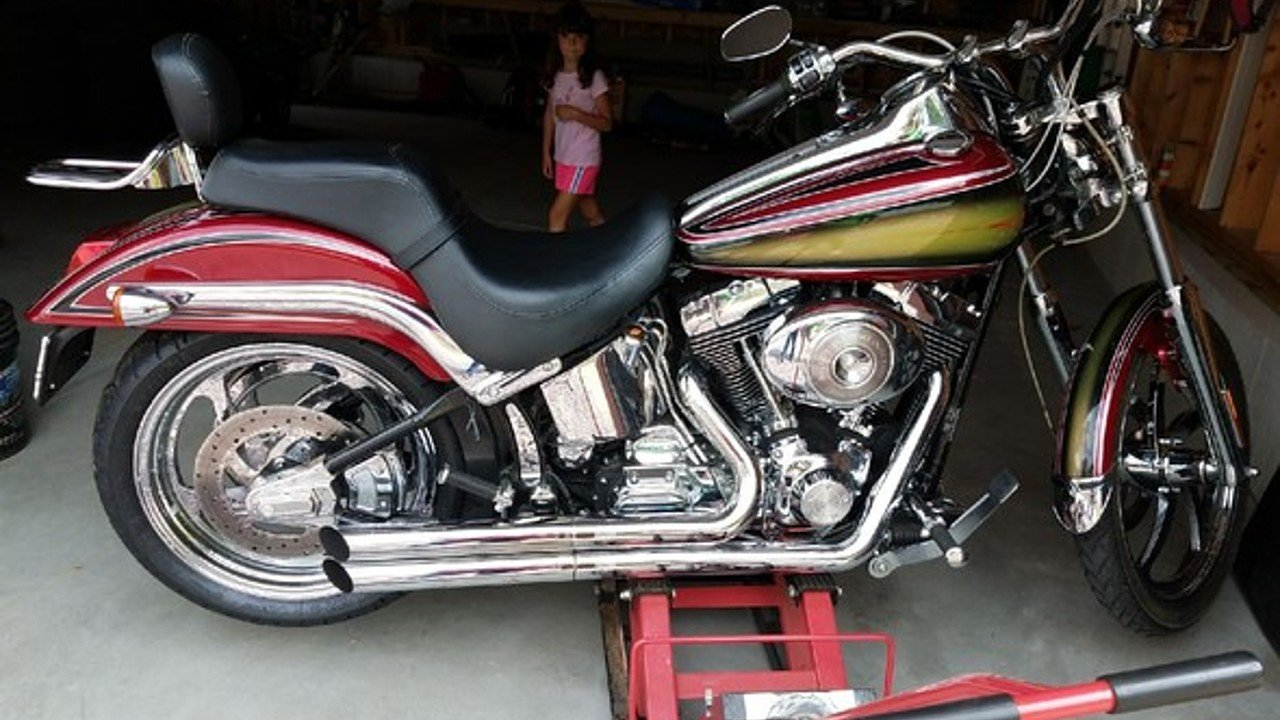 2003 Harley-Davidson Softail for sale 200485771