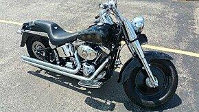 2003 Harley-Davidson Softail Fat Boy for sale 200437825
