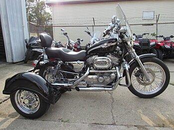 2003 Harley-Davidson Sportster for sale 200492460