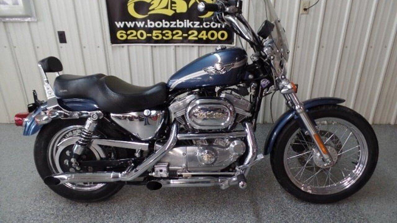 2003 Harley-Davidson Sportster for sale 200548216