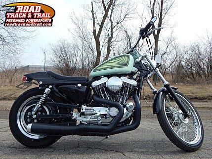2003 Harley-Davidson Sportster for sale 200553620