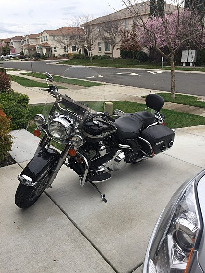2003 Harley-Davidson Touring Road King Anniversary for sale 200563703