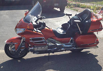 2003 Honda Gold Wing for sale 200385171