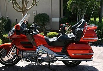 2003 Honda Gold Wing for sale 200461090