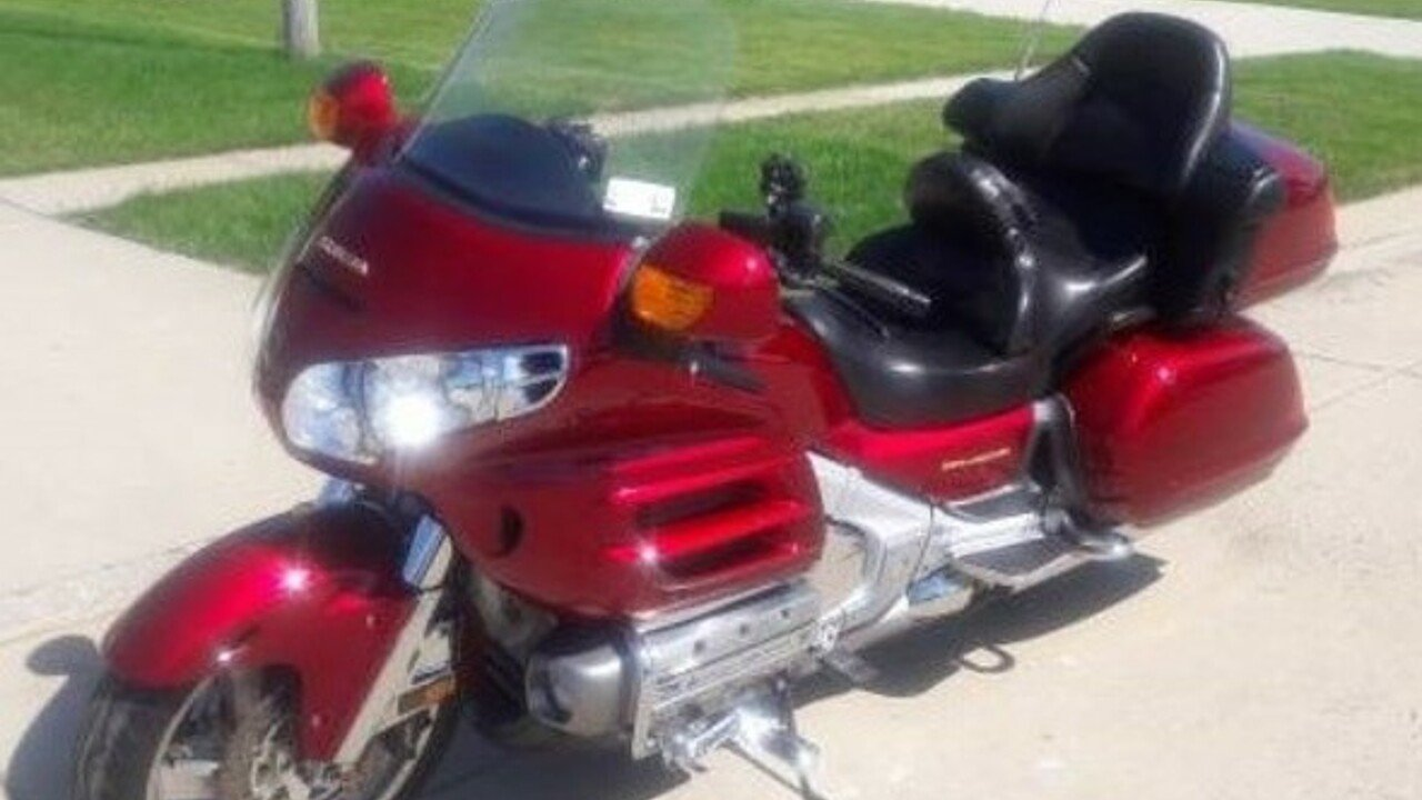 2003 Honda Gold Wing for sale 200464970