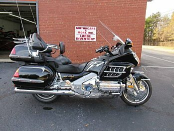 2003 Honda Gold Wing for sale 200520906