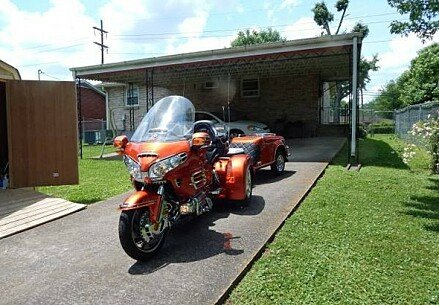 2003 Honda Gold Wing for sale 200587428