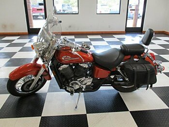 2003 Honda Shadow for sale 200546521