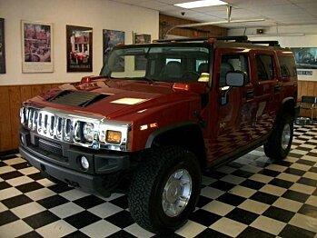 2003 Hummer H2 for sale 100795471