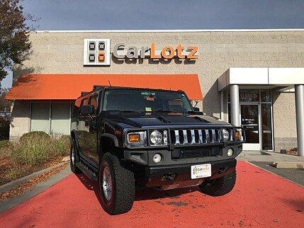 2003 Hummer H2 for sale 100929297