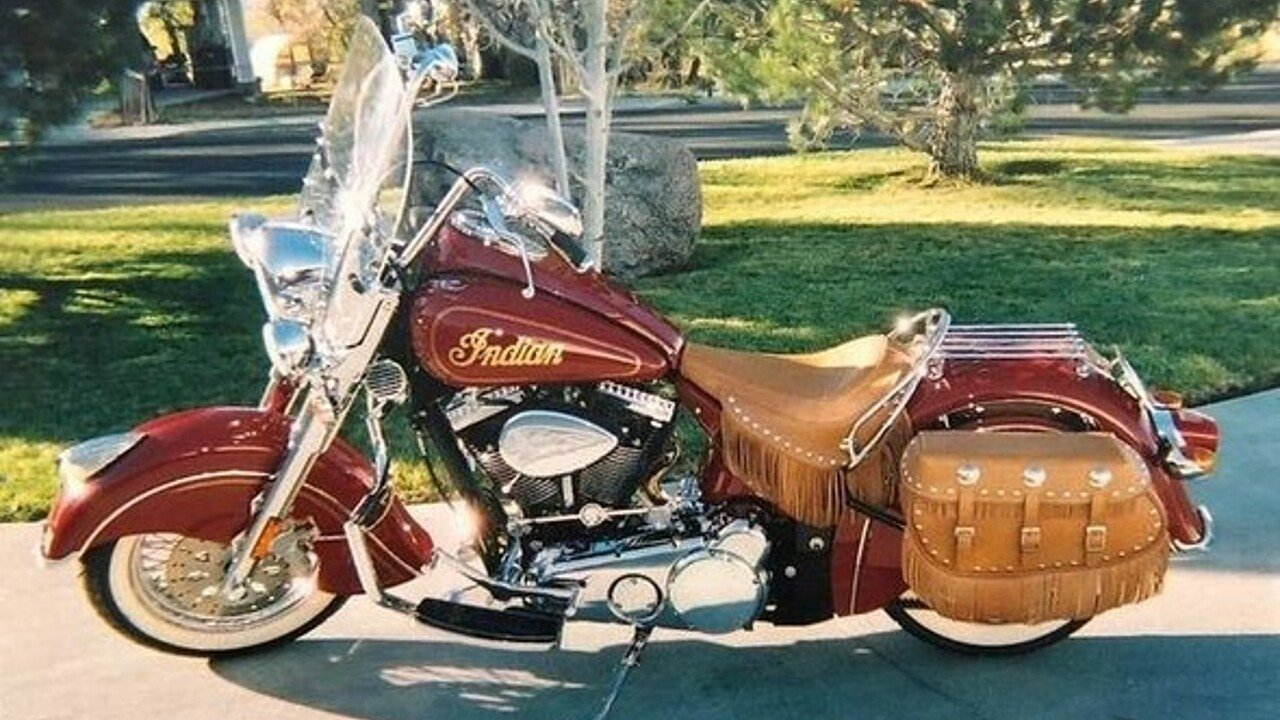 2003 Indian Chief for sale near LAS VEGAS, Nevada 89119 ...