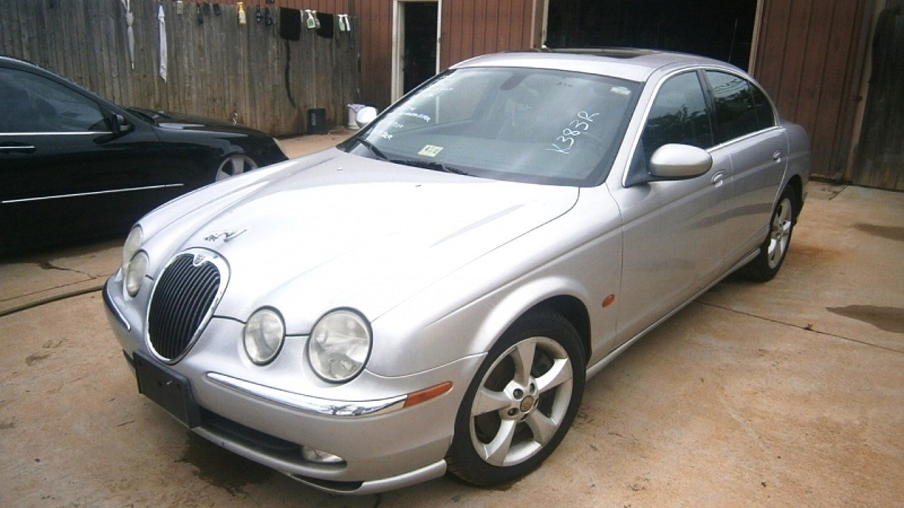 2003 Jaguar S-TYPE 4.2 for sale 100292876