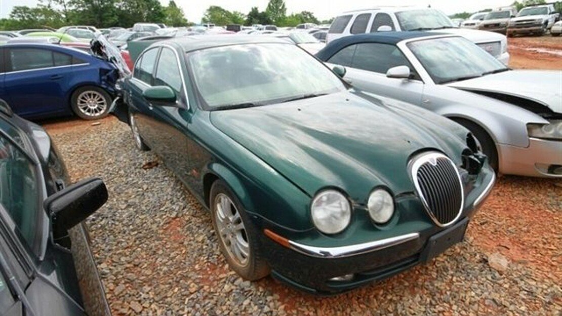 2003 Jaguar S-TYPE 4.2 for sale 100749586