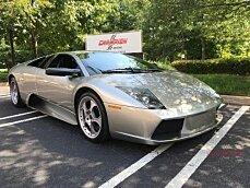 2003 Lamborghini Murcielago Coupe for sale 101016835