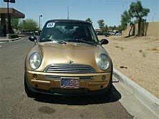 2003 MINI Cooper Hardtop for sale 100776856