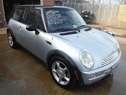 2003 MINI Cooper Hardtop for sale 100837086