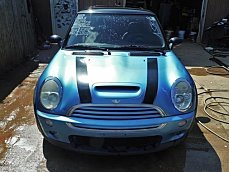 2003 MINI Cooper S Hardtop for sale 100982679