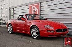 2003 Maserati Spyder for sale 100988231