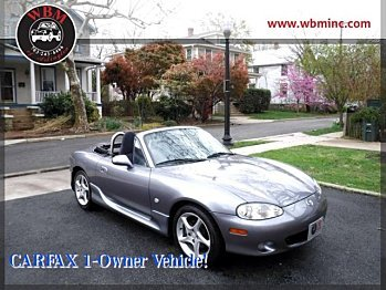 2003 Mazda MX-5 Miata for sale 100977282