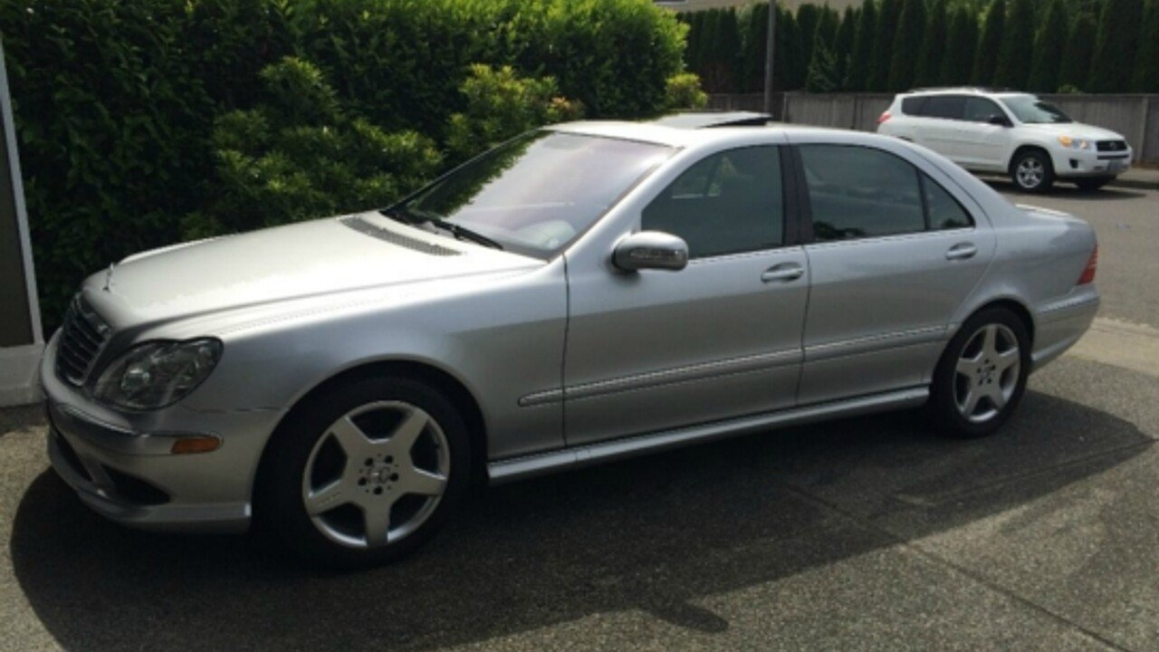 2003 mercedes benz s500 for sale 100759077
