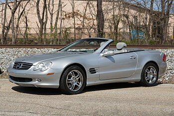 2003 Mercedes-Benz SL500 for sale 100876162