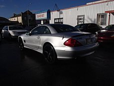 2003 Mercedes-Benz SL500 for sale 100946295