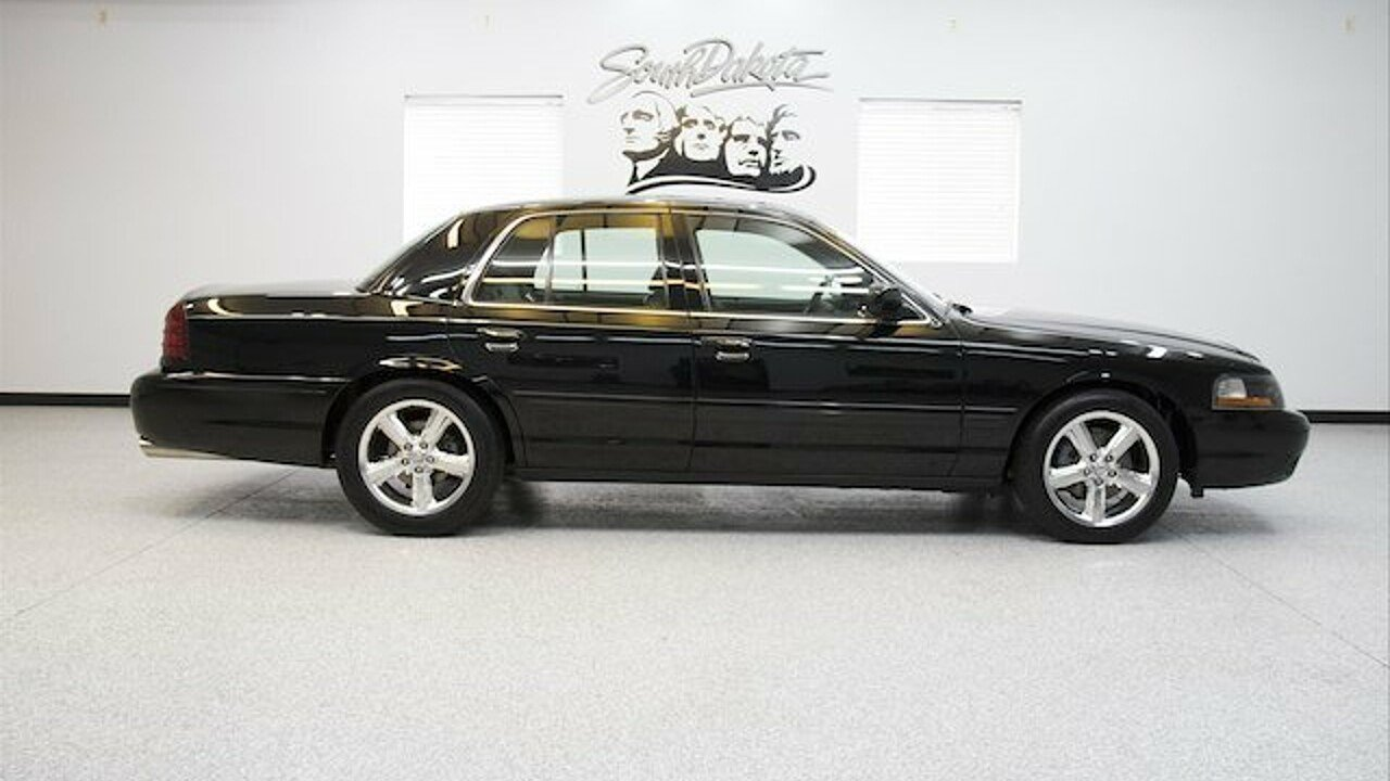 2003 Mercury Marauder for sale 100906465
