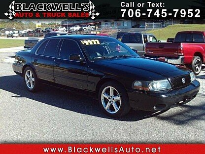 2003 Mercury Marauder for sale 100915643