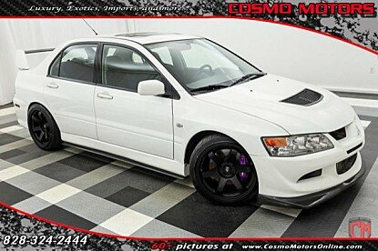 2003 Mitsubishi Lancer Evolution for sale 100907023