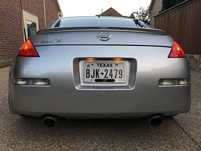 2003 Nissan 350Z for sale 100730734