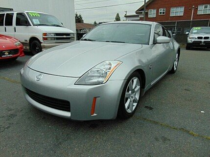 2003 Nissan 350Z Coupe for sale 100759289