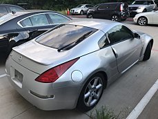 2003 Nissan 350Z Coupe for sale 100862010