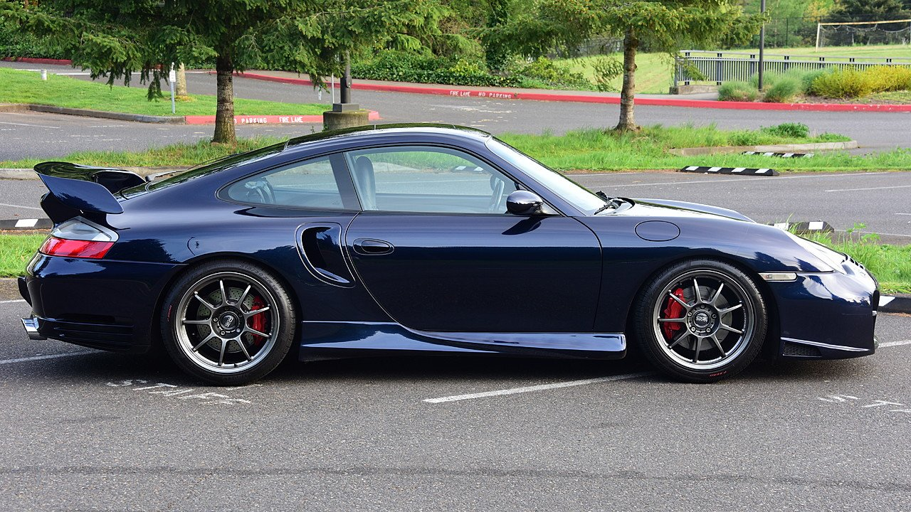 2003 porsche 911 turbo coupe for sale near lake oswego oregon 97034 classics on autotrader. Black Bedroom Furniture Sets. Home Design Ideas