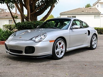 2003 Porsche 911 Turbo Coupe for sale 100894413
