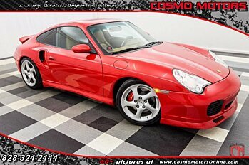 2003 Porsche 911 Turbo Coupe for sale 100929958