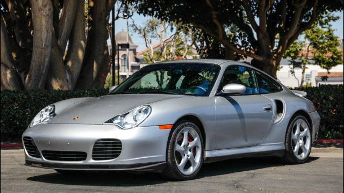 2003 Porsche 911 Turbo Coupe for sale 101007890