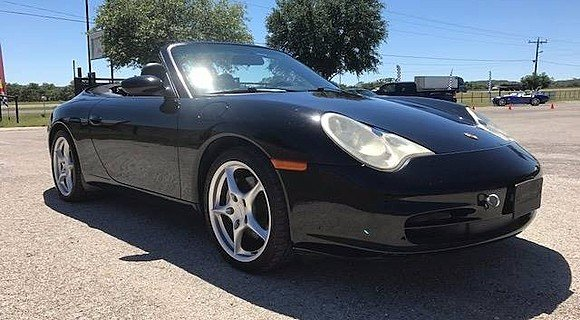 2003 Porsche 911 Cabriolet for sale 100880589