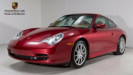 2003 Porsche 911 Coupe for sale 100885695