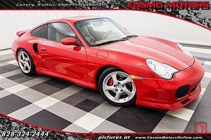 2003 Porsche 911 Turbo Coupe for sale 100929958