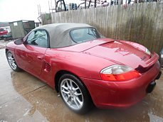 2003 Porsche Boxster for sale 100289916