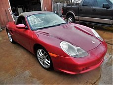 2003 Porsche Boxster for sale 100749817