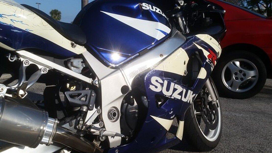 2003 Suzuki GSX-R600 for sale 200598256