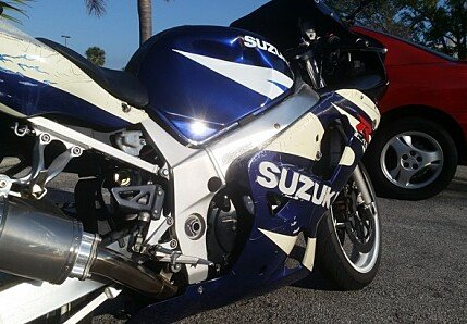 2003 Suzuki GSX-R600 for sale 200598256