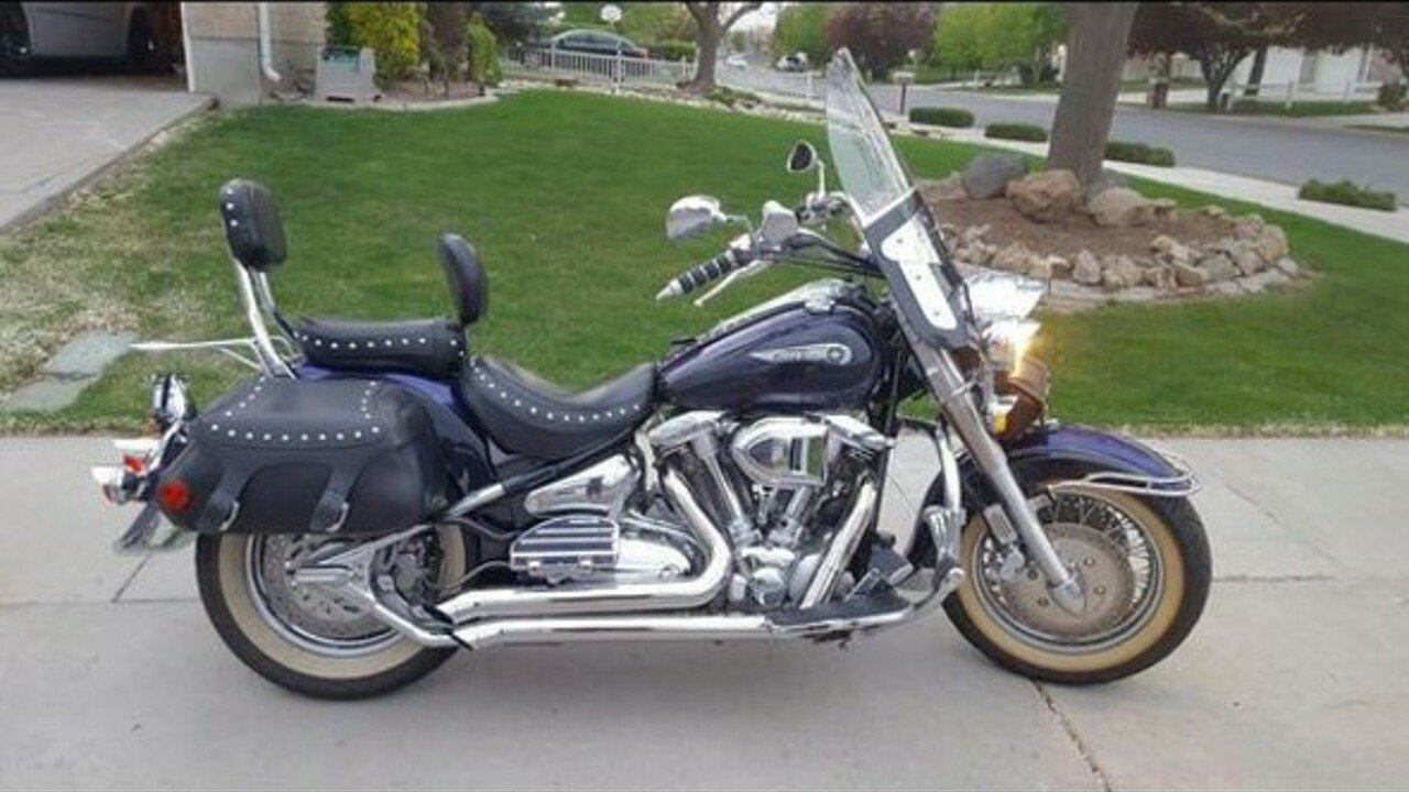 2003 Yamaha Road Star for sale 200462021