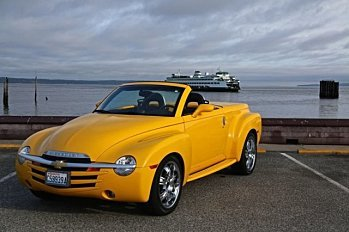 2003 chevrolet SSR for sale 100917159