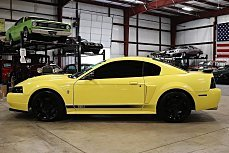2003 ford Mustang Mach 1 Coupe for sale 101010110