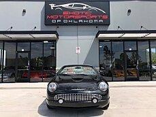 2003 ford Thunderbird for sale 101021849