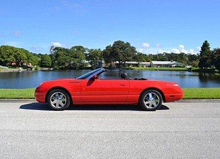 2003 ford Thunderbird for sale 101028091