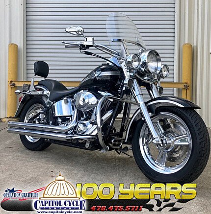 2003 harley-davidson Softail for sale 200614441