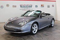 2003 porsche 911 Cabriolet for sale 100980827